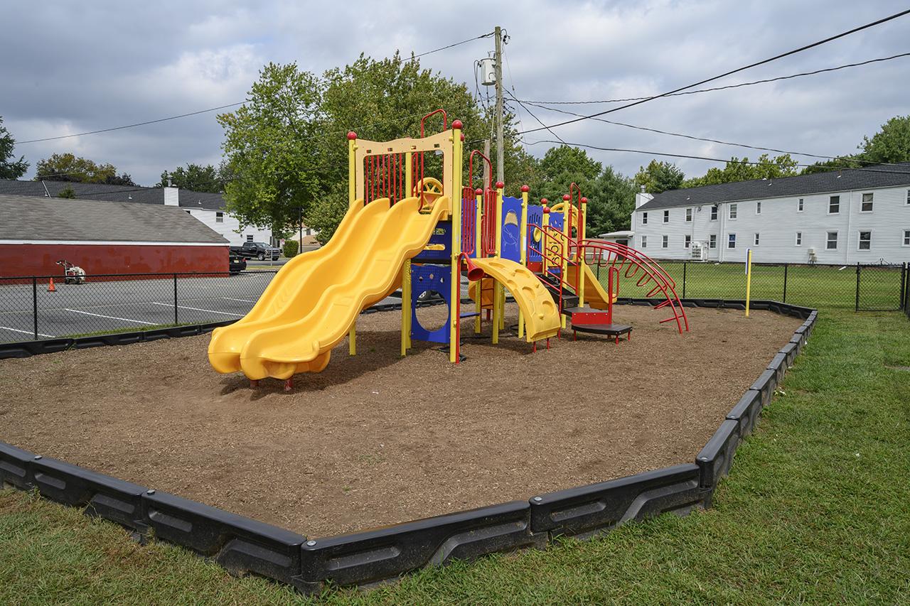 Playground at New Milford Estates