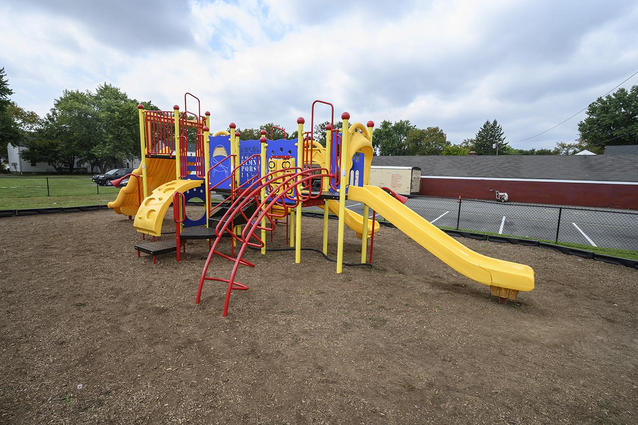 New Milford Estates playground