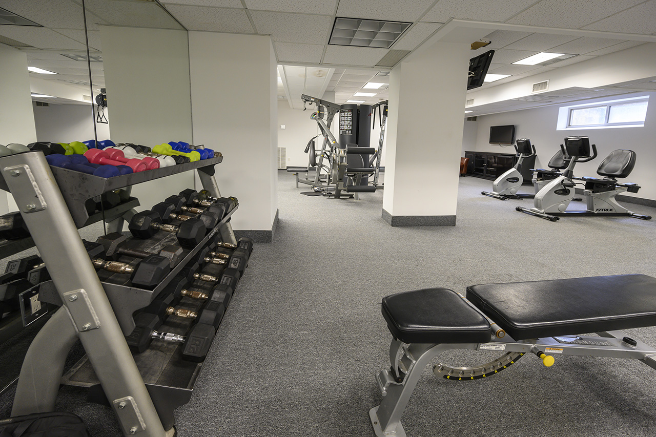 Fitness Center at Westover House