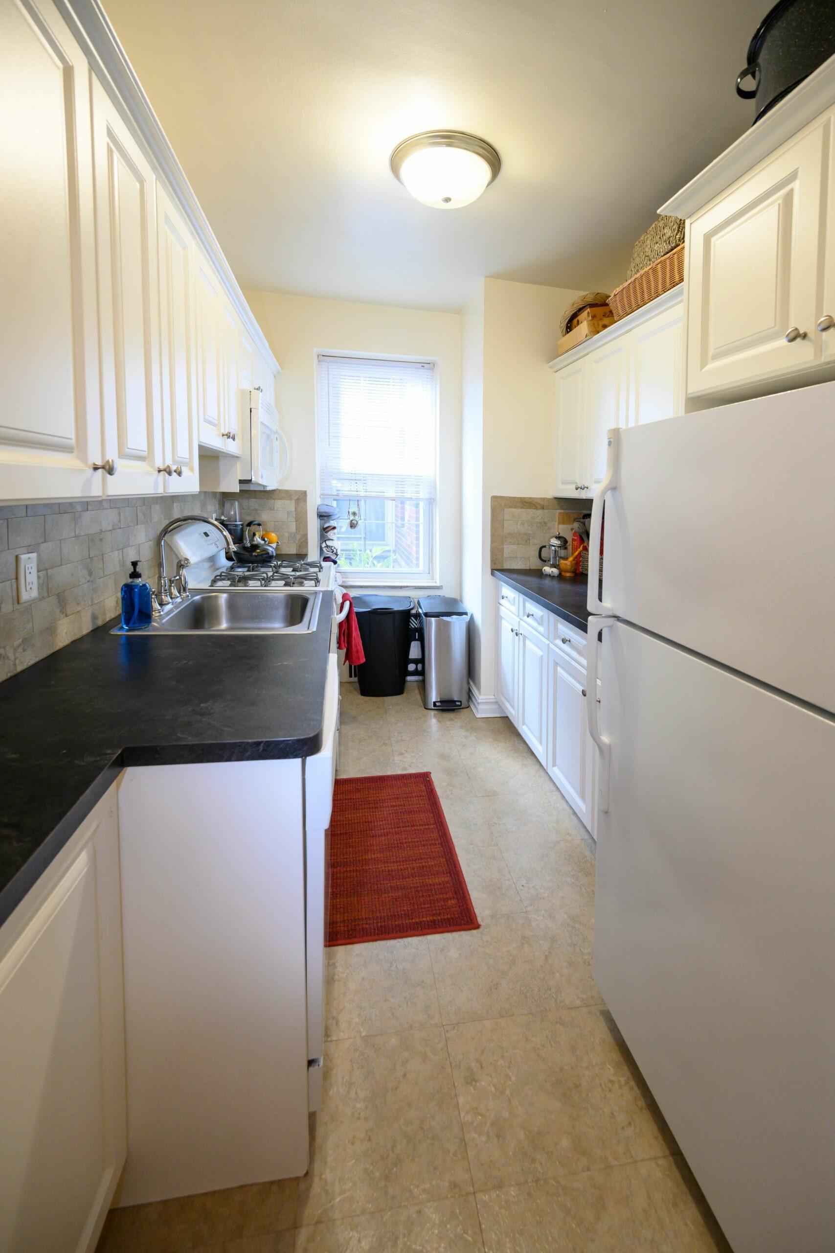 The Midland kitchen