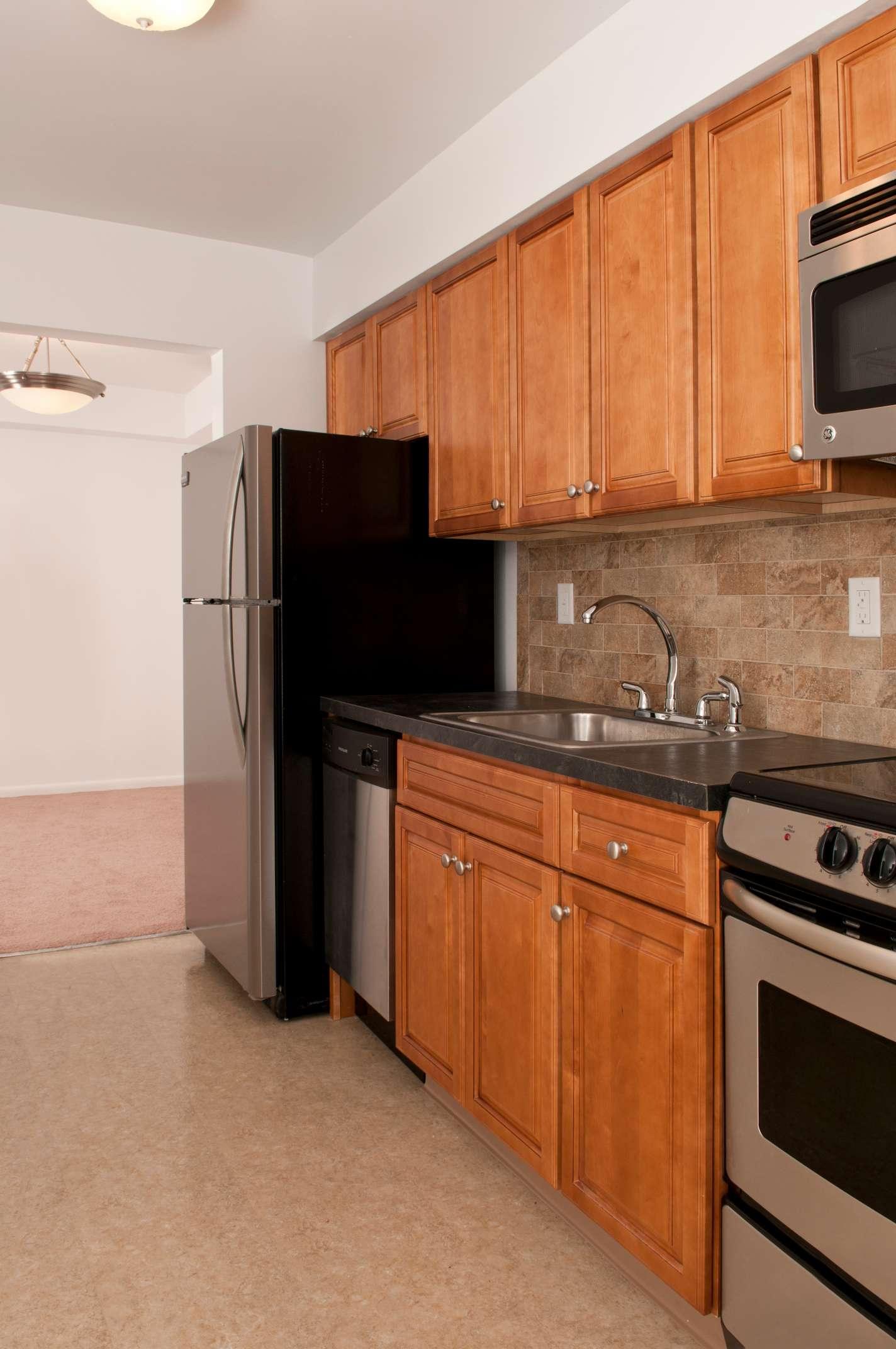 Montclair Mews kitchen