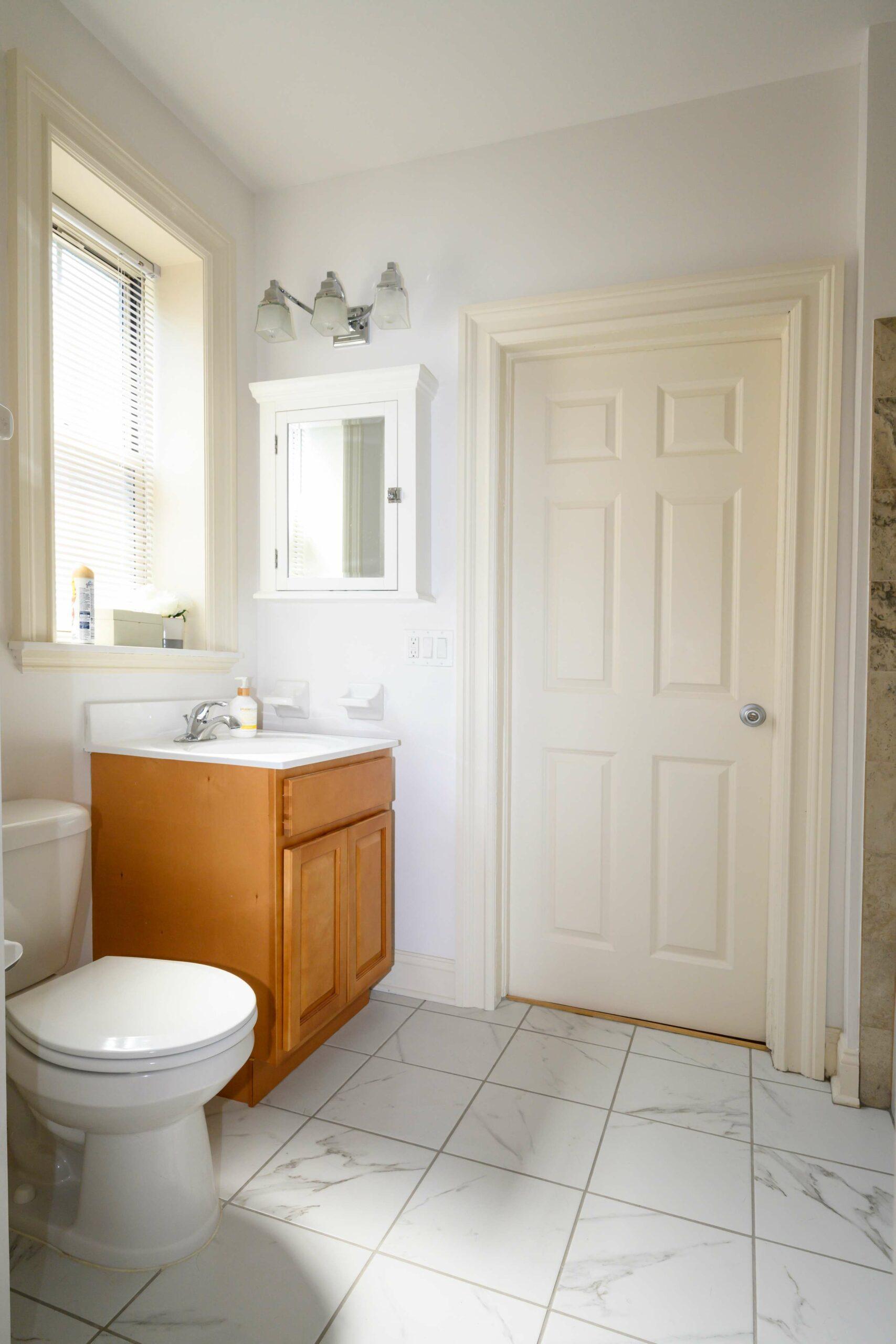 Village House restroom