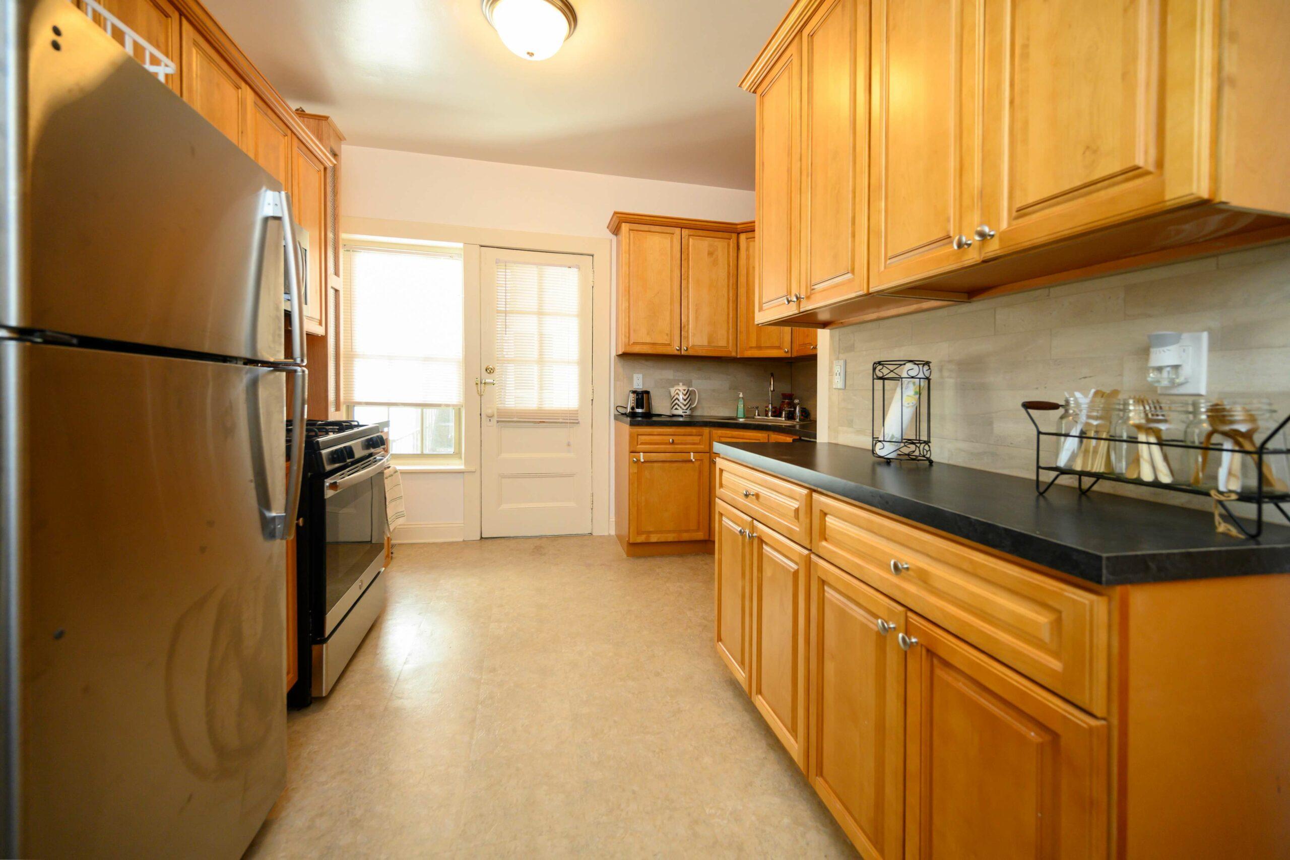 Village House kitchen