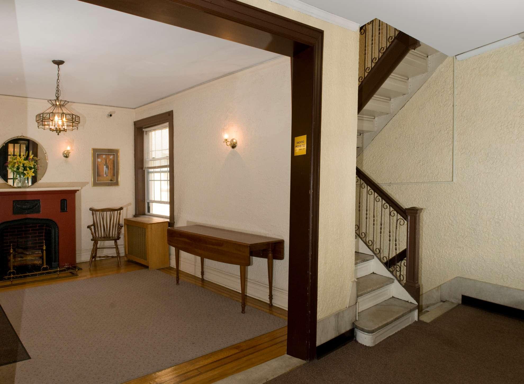 Burgh living room