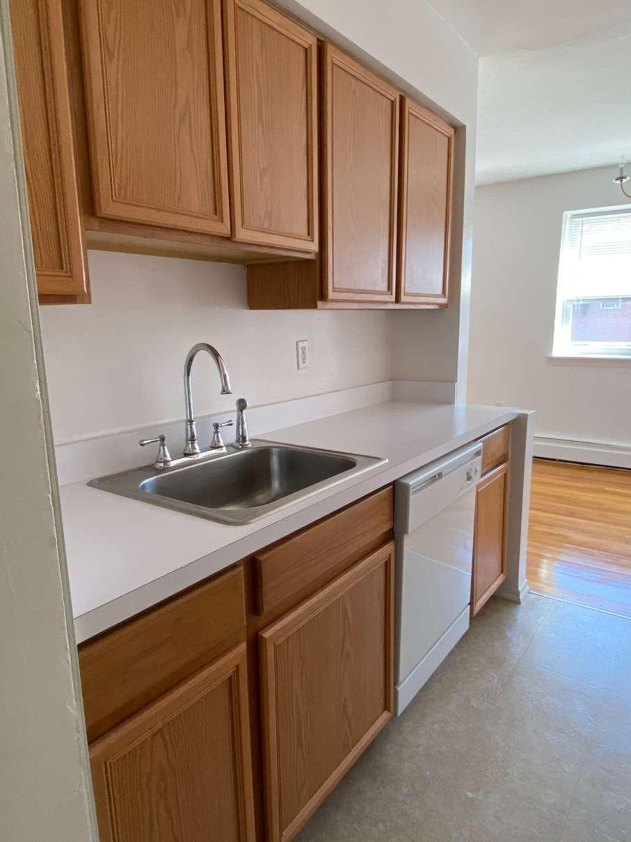 Caldwell House kitchen