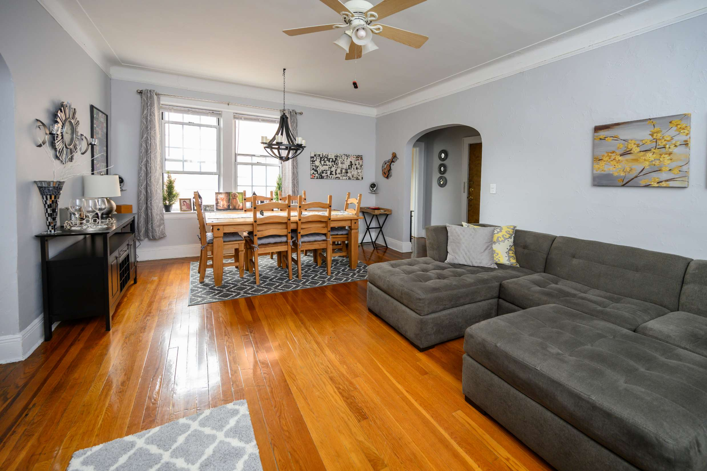 Osborne living room